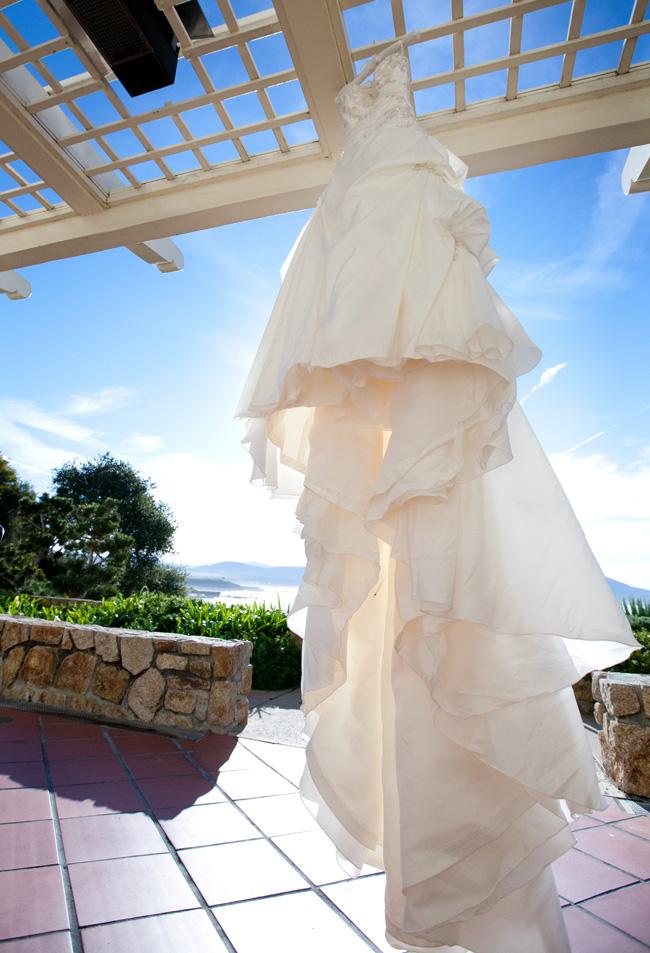 Pebble Beach Wedding in Carmel California
