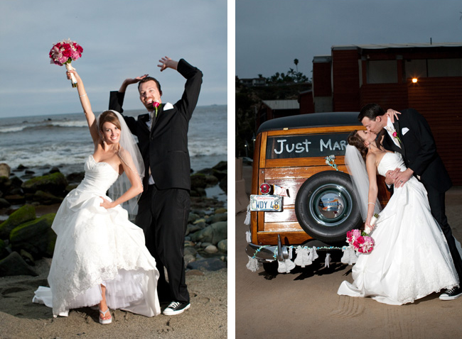 Dana Point Institute Wedding