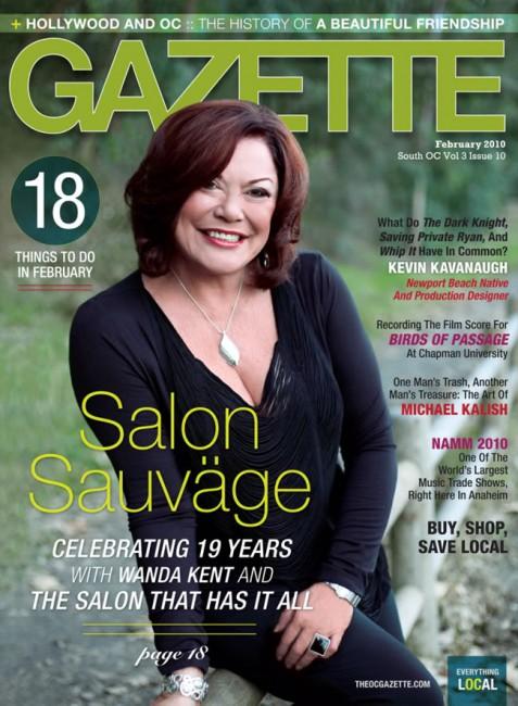 Wheeland Photography featured in OC Gazette Magazine