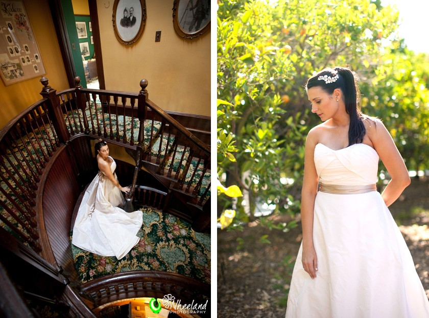 Orange County Heritage Museum Wedding
