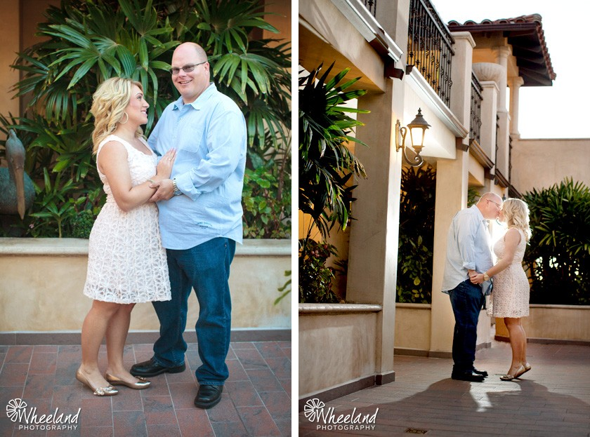 Engagement Kevin and Melissa Newport Beach
