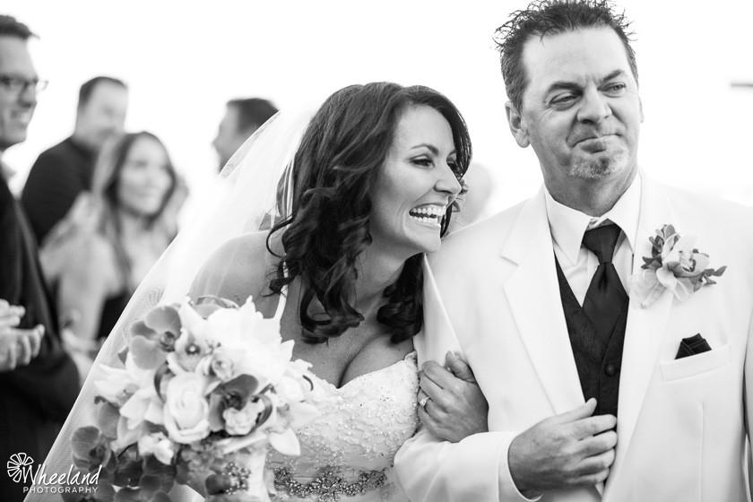 Mr & Mrs - San Diego Wedding