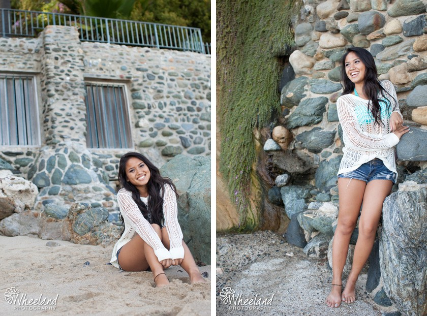 Senior Photos Laguna Beach