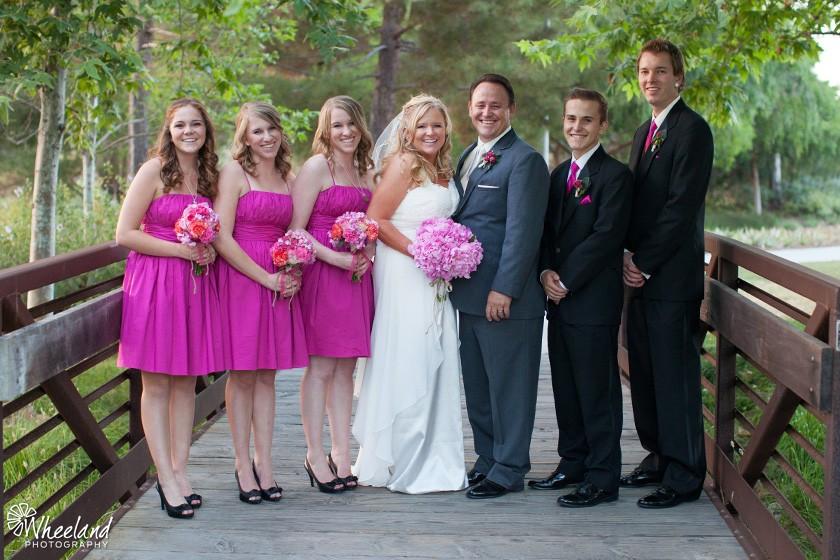 Bridal Party Norman P Murray Wedding