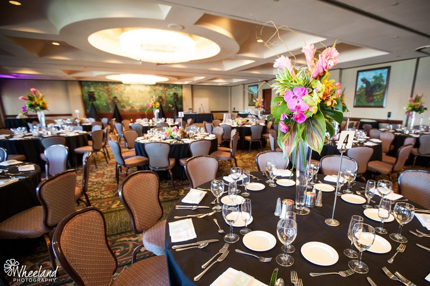San Diego Wedding Reception