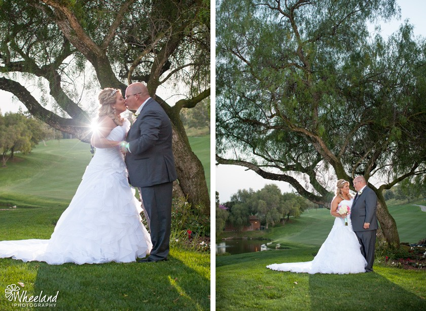 golf course wedding southern california
