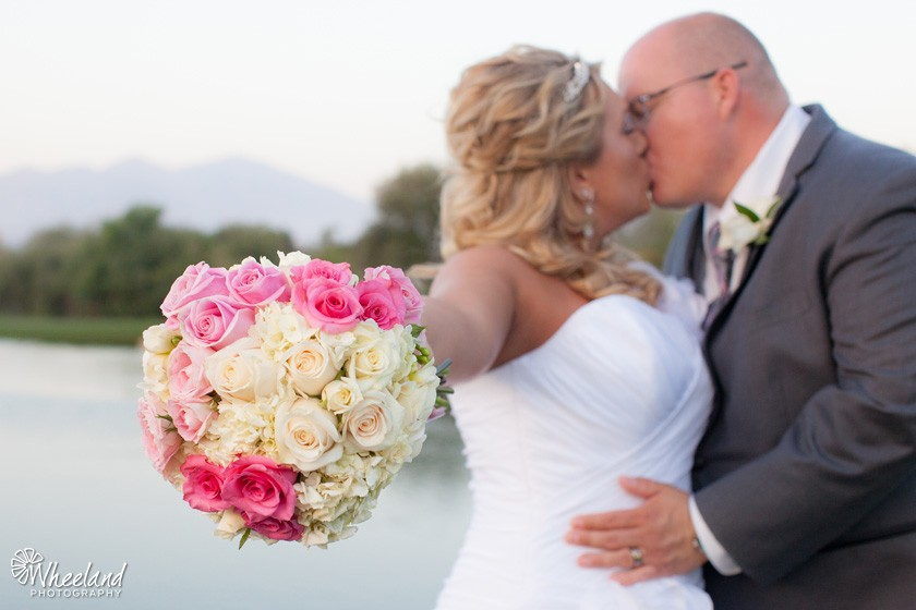 Rogers Gardens Wedding Flowers