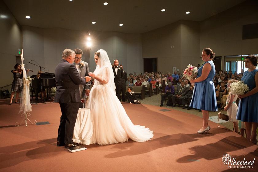 Bride & Groom First Communion