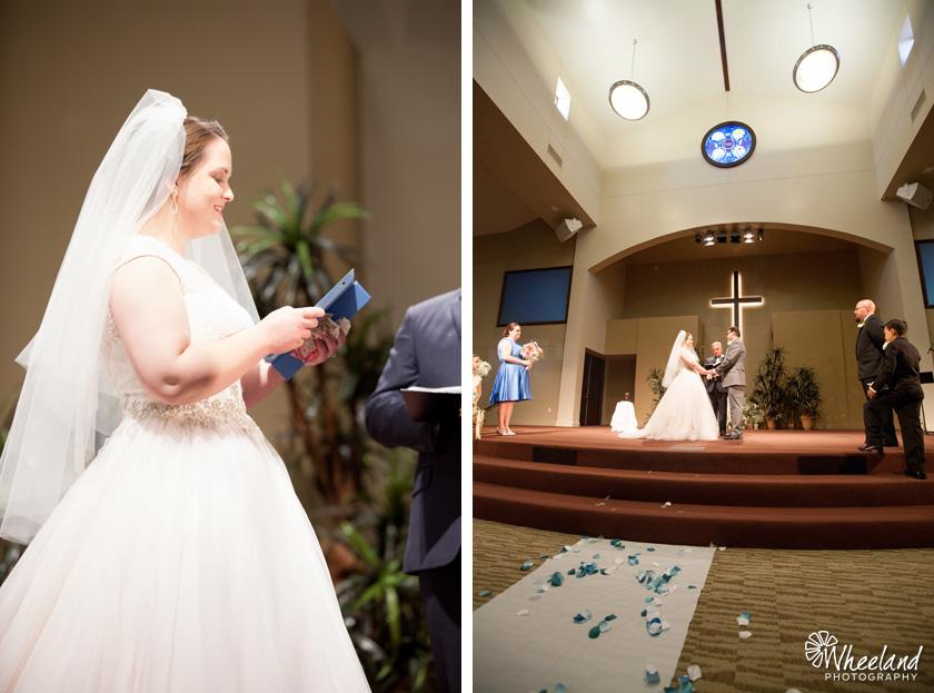 iPad Wedding Vows