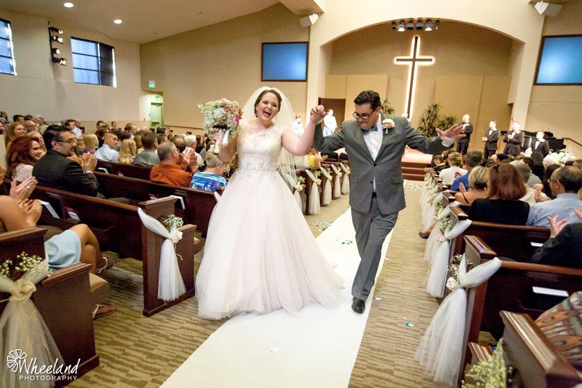 Pronounced Mr & Mrs
