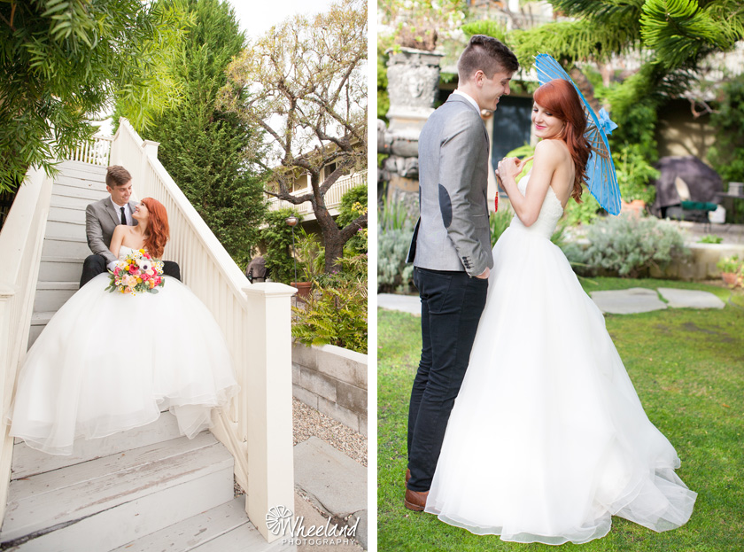 California Wedding Photography by Janet Wheeland