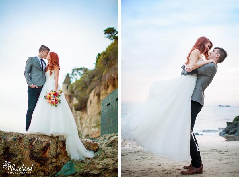 Victoria Beach Laguna Wedding Photos