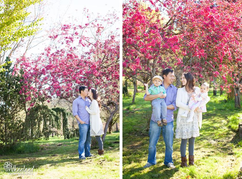 Jerome Tso and Family