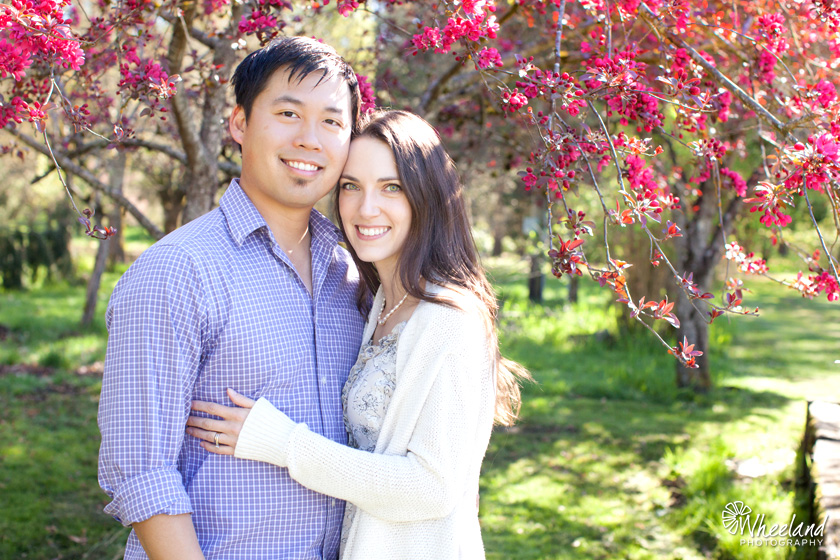 Jerome Tso and wife Shawn