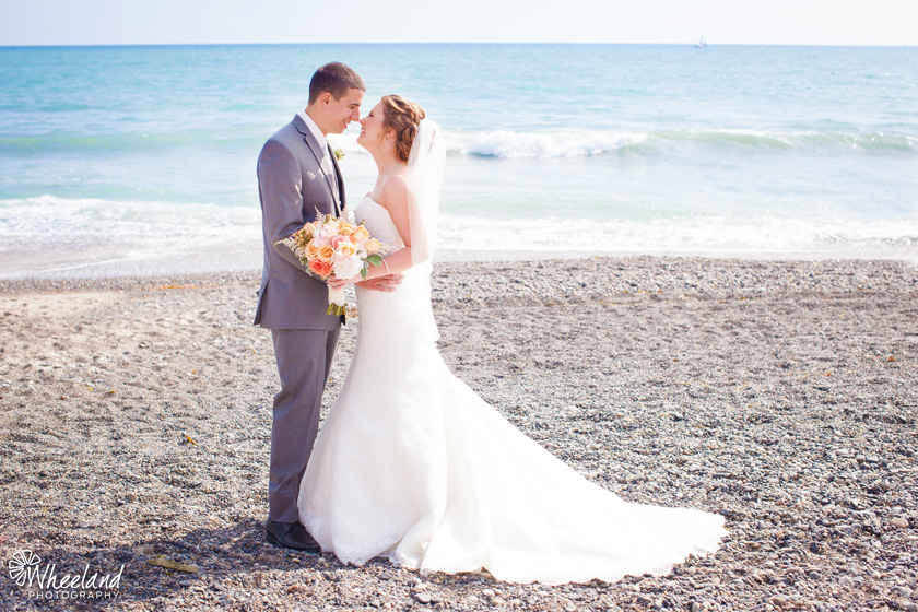 San Clemente Beach Wedding