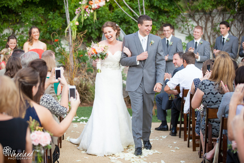 Announcing Mr & Mrs