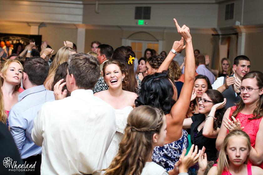 Reception Dancing The Casino San Clemente