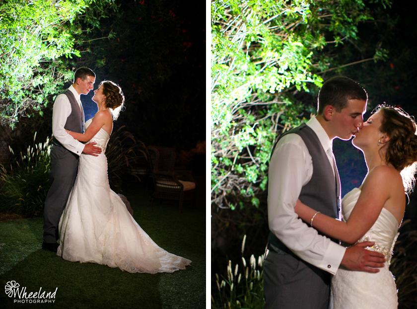 Wedding Night Shots The Casino San Clemente