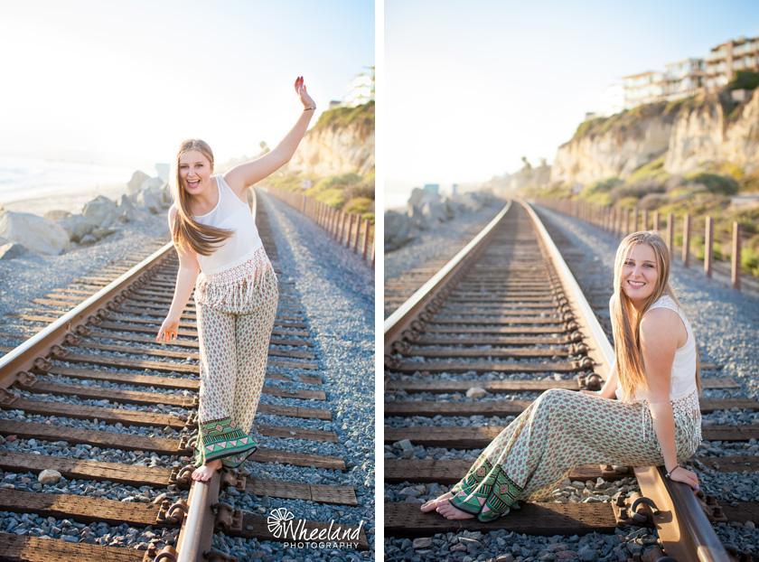 San Clemente High School Senior Portraits