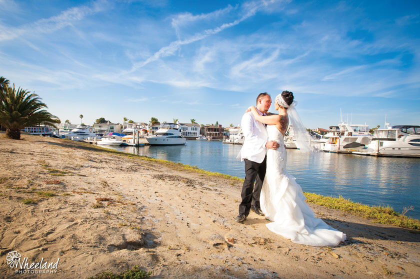 Huntington Beach Wedding Wheeland Photography