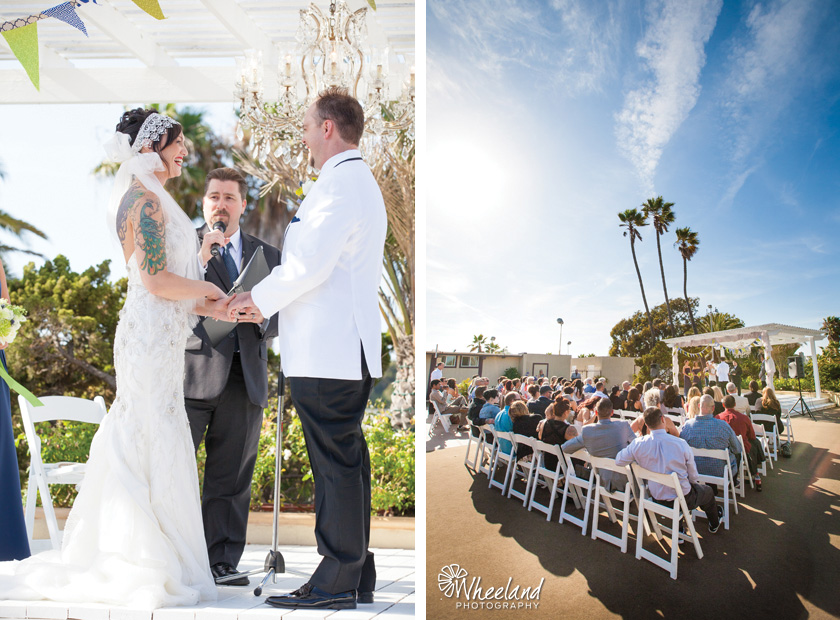 Huntington Beach Wedding