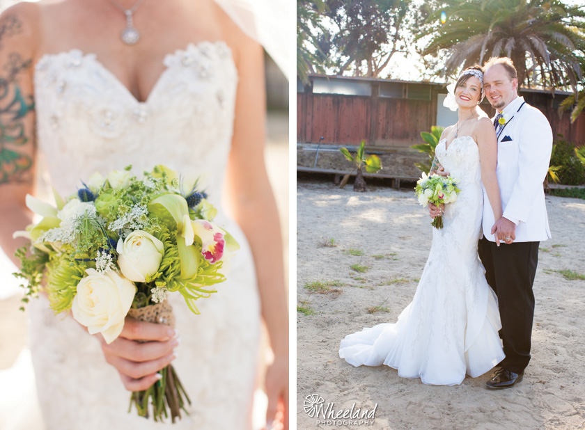 Huntington Beach Wedding Party