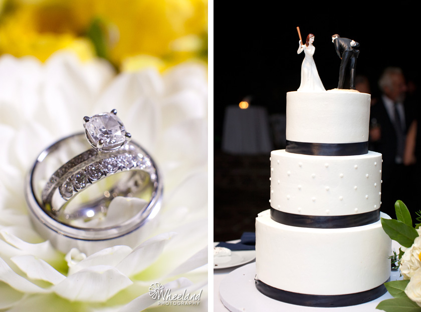 Rings and Cake