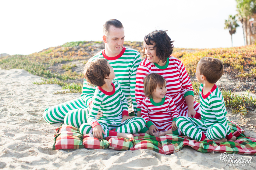Christmas Photos in Long Beach