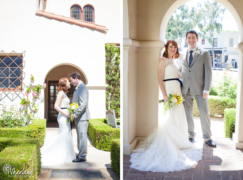 Laguna Beach Presbyterian Church Wedding