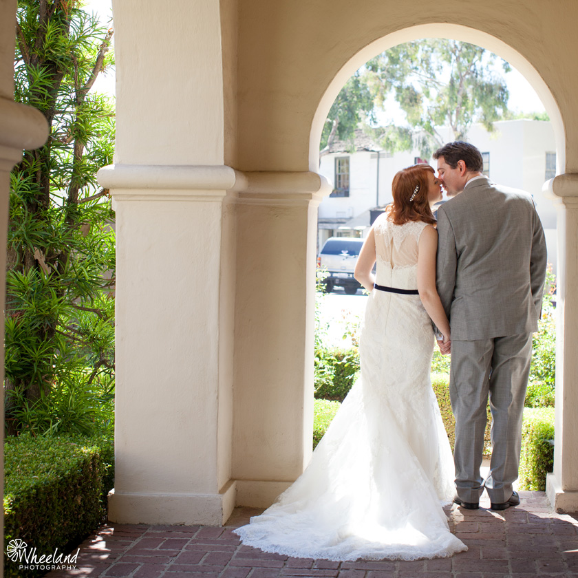 Laguna Beach Presbyterian Church Wedding