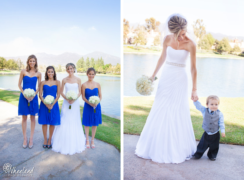 Rancho Santa Margarita Lake Wedding