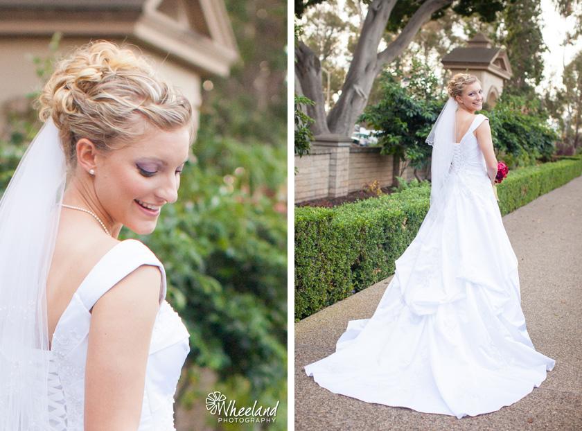 San Diego Balboa Park Wedding