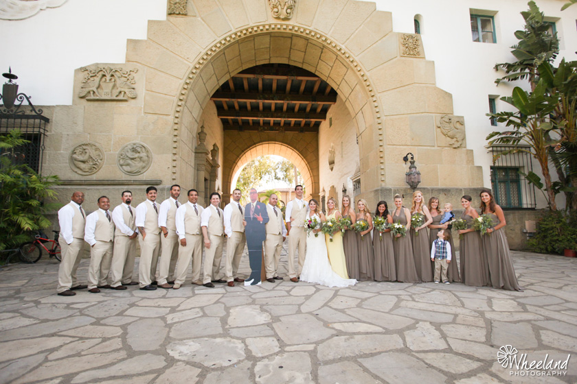 Santa Barbara Bohemian Wedding