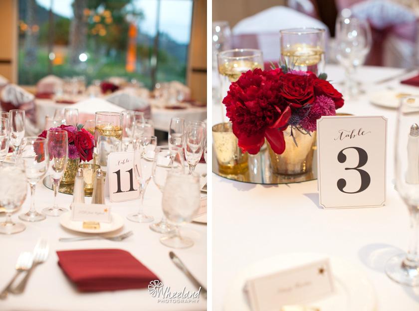 San Diego Wedding Admiral Baker Club