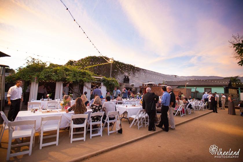 Santa Barbara Bohemian Wedding