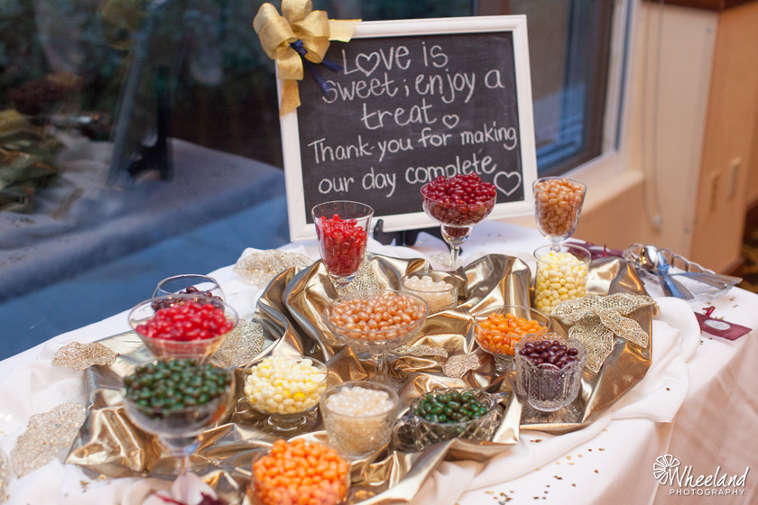 Candy Table Jelly Beans
