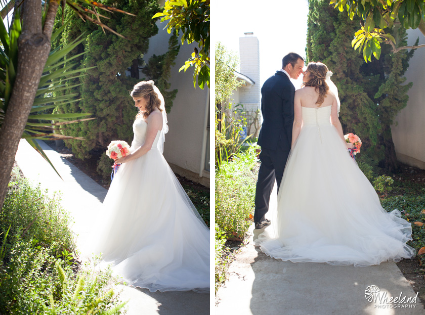 Laguna Niguel Outdoor Wedding