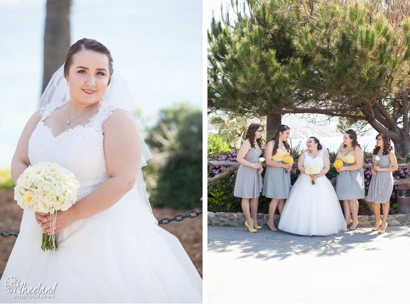 Laguna Beach Tivoli Terrace Wedding First Look