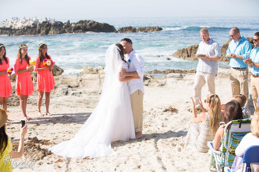 Laguna Beach Las Brisas Morning Wedding