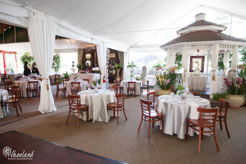 Laguna Beach Wedding Tivoli Terrace Wheeland Photography Yellow Gray