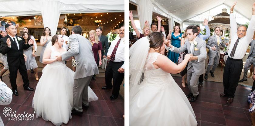 Tivoli Terrace Laguna Beach Wedding Wheeland Photography