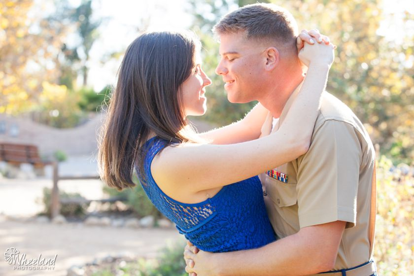 Marine Corps Engagement Photos