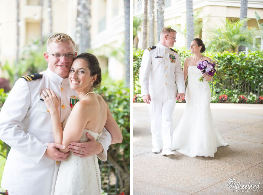 Balboa Bay Resort Wedding