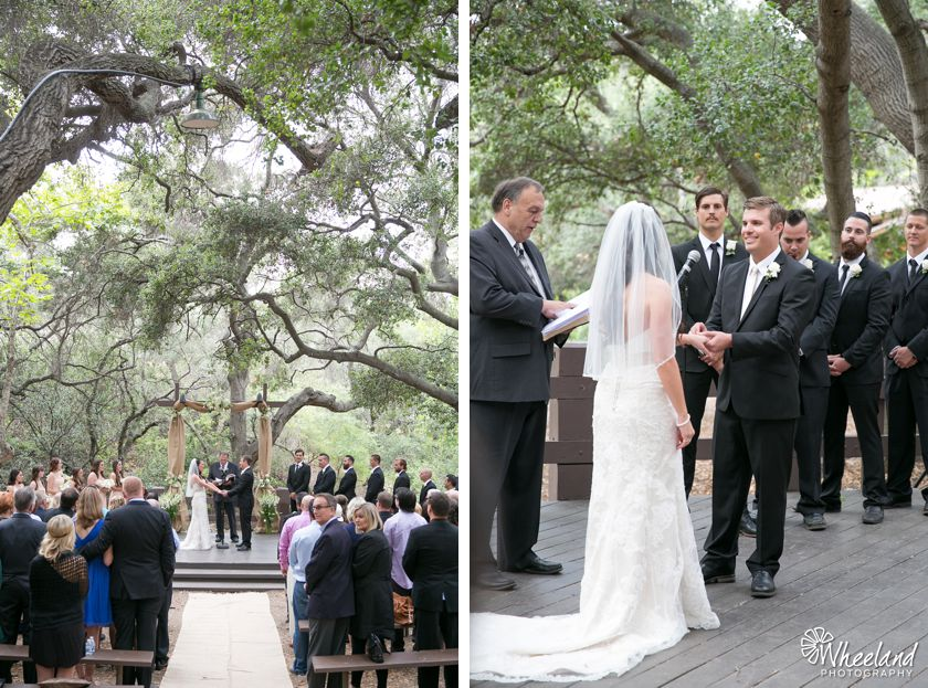 Oak Canyon Nature Center Wedding