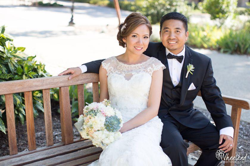 Double Tree Claremont Wedding