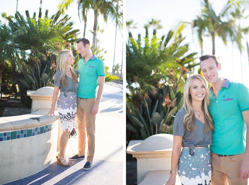 Newport Beach Engagement
