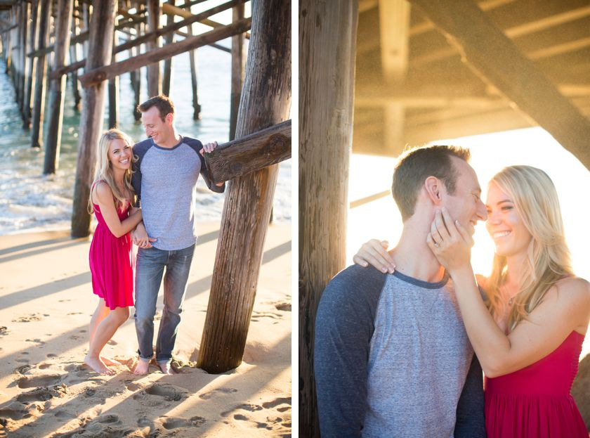 Newport Beach Engagement