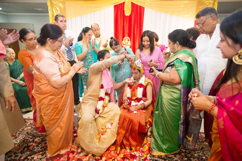 Orange County Indian Wedding