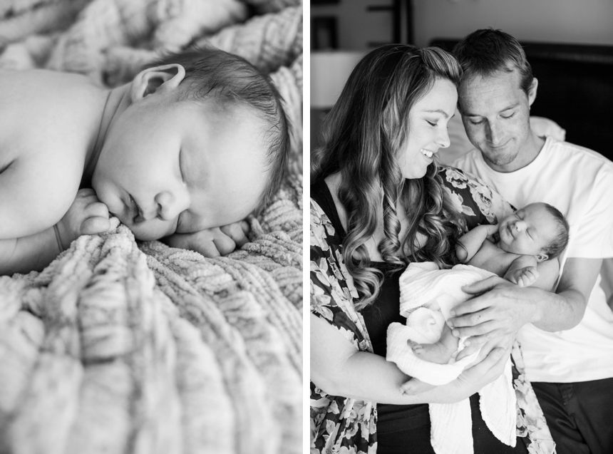 Dana Point Newborn Photos