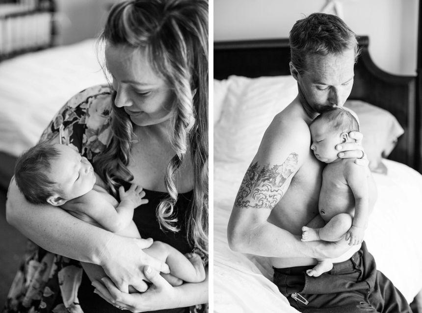 Dana Point Newborn Photos